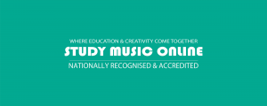 Study music course online