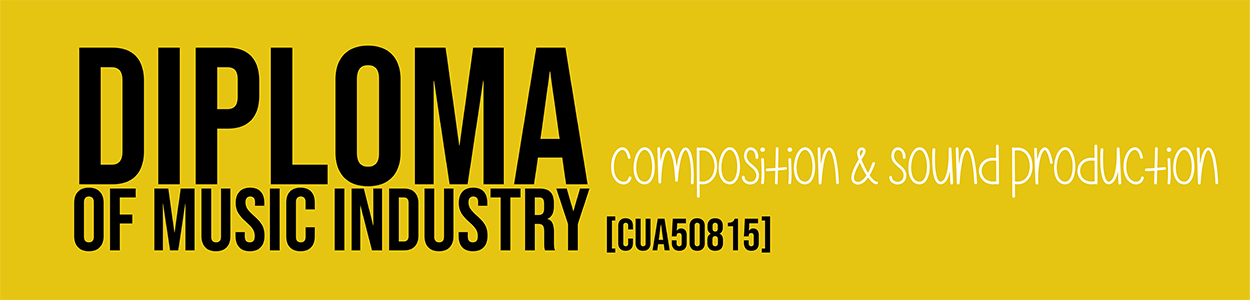 Diploma of Music Industry
